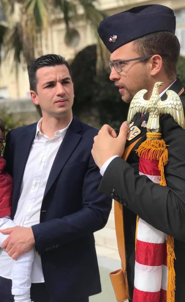 malvault anthony - cérémonie